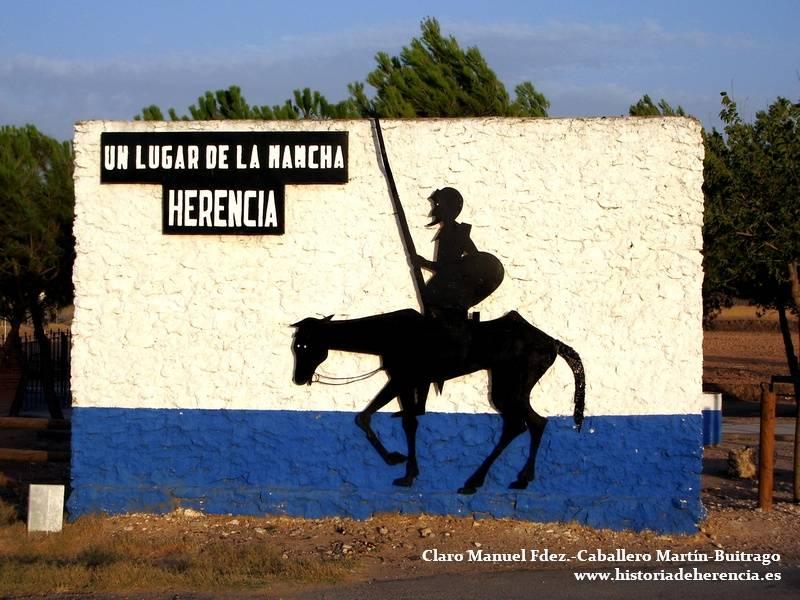 en un lugar de la mancha ruta quijote herencia ciudad real - Herencia en la Ruta del Quijote
