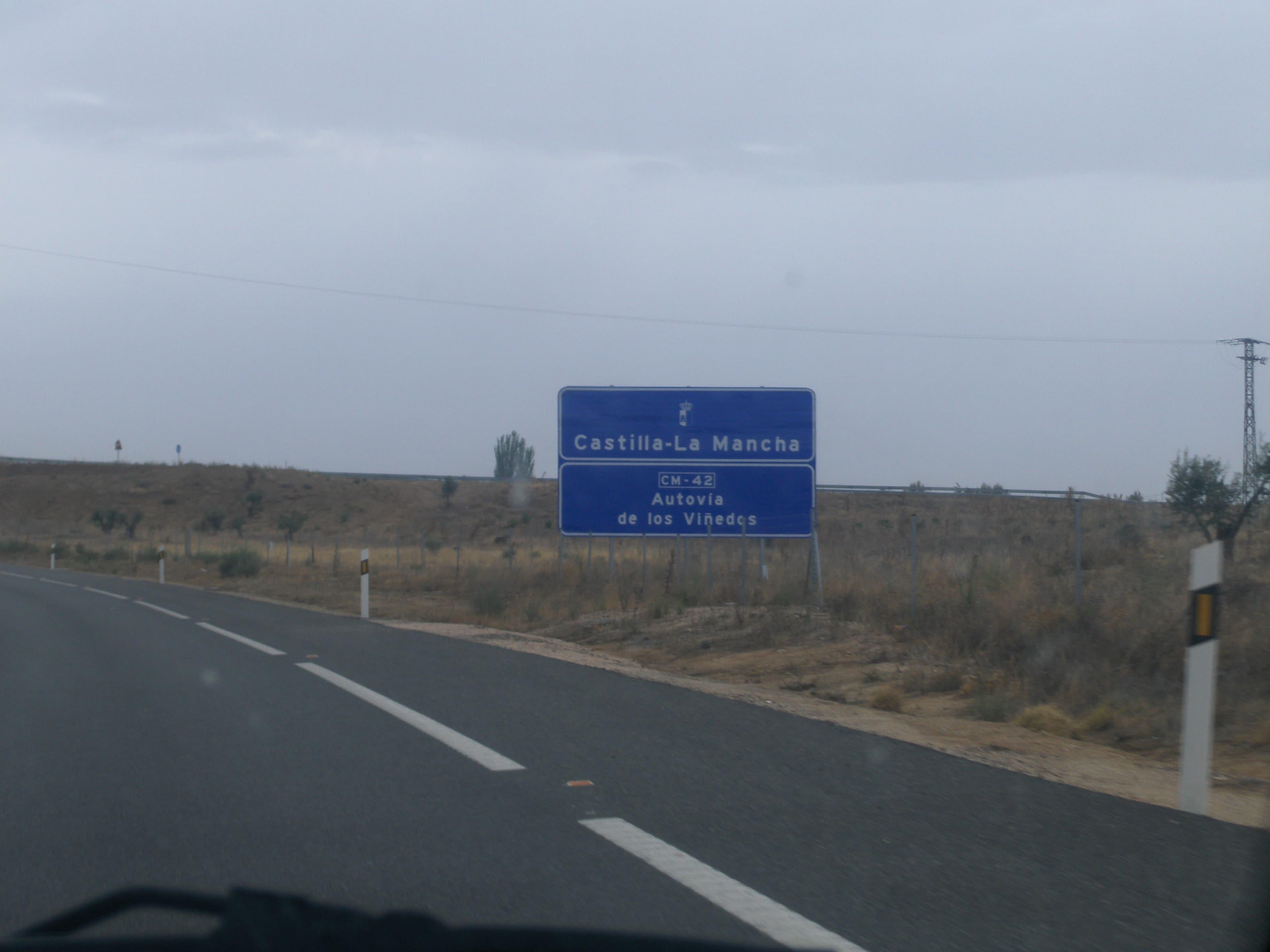 Autovia CM 42 - Inaugurada la autovía de los Viñedos