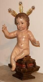 d - Niño Jesús de la Merced. Primitiva imagen.