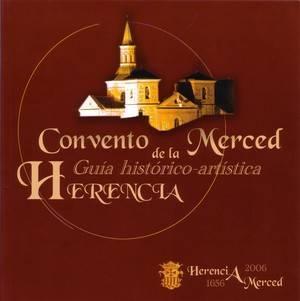 Guía histórico-artísticas del convento de la Merced. Portada