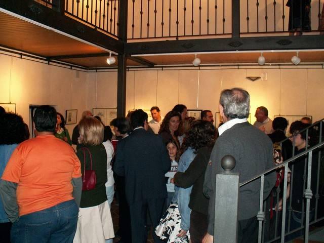 """1 - Inaugurada la exposición """"Memoria de la Escuela"""""""