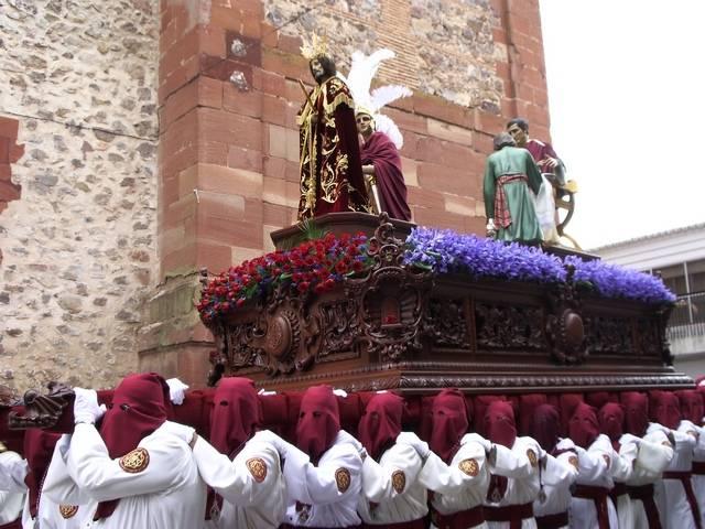 Cristo de la Misericordia - Procesiones de la Semana Santa de Herencia. Horarios y recorridos