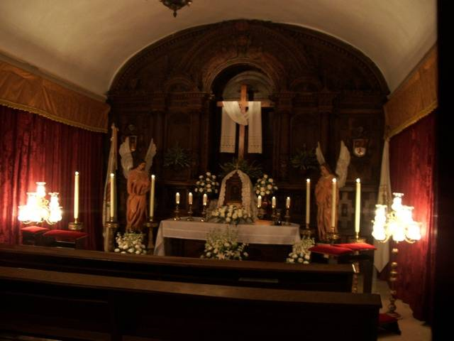 Monumento%20de%20la%20iglesia%20convnetual - Semana Santa en Herencia