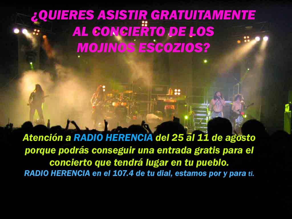 107 0786L%20copia - ¿Como puedo conseguir una entrada gratis para el concierto de los Mojinos Escozios?