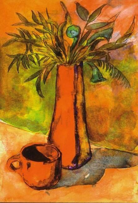 1 - Valentín Romero. La Pintura y sus Técnicas