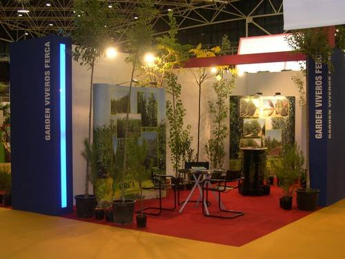 Viveros Ferca estará presente en Iberflora 2009 3