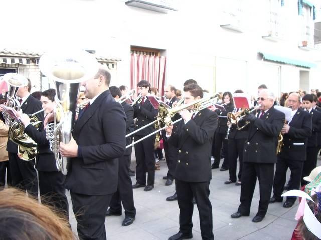 """agrupacion musical santa cecila de herencia - Concierto de la Agrupación Musical """"Santa Cecila"""" de Herencia"""