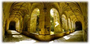 Monasterio de Poio - Foto extraída de www. mercedarios.com