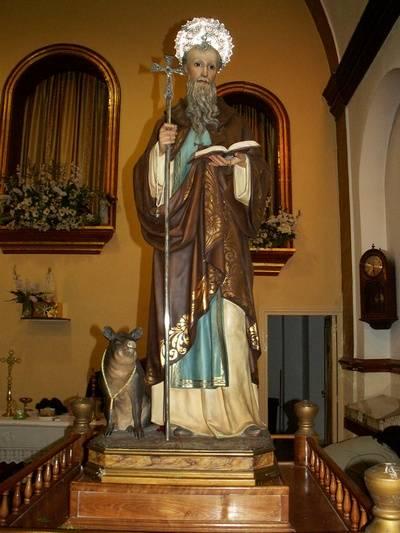 san anton herencia - Celebración en honor de San Antonio Abad