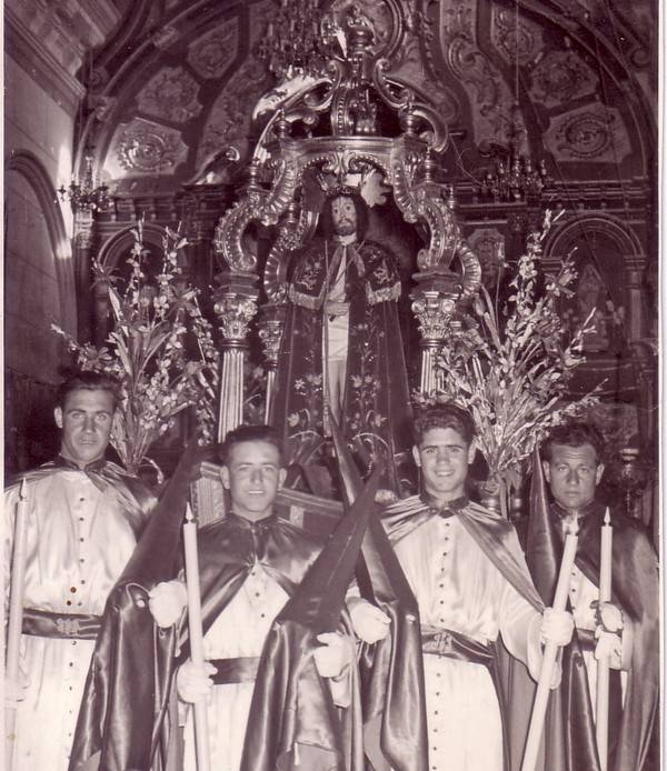 Imagen del Cristo de la Misericordia