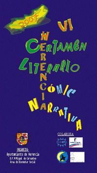 """vi certamen literario herencia - VI Certamen Narrativo Programa Alcazul y B.P.M. """"Miguel de Cervantes"""""""