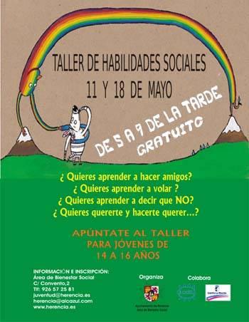 taller de habilidades sociales - Taller de Habilidades Sociales