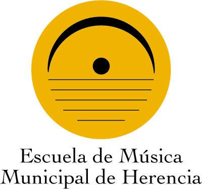 logo transparente - Más de 130 alumnos en la Escuela de Música de Herencia