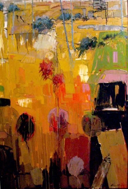 """Primer Premio Certamen de Pintura """"Villa de Herencia"""" 2006"""