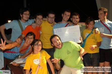 Ganadores Categoria B de la II Gymkhana BdC