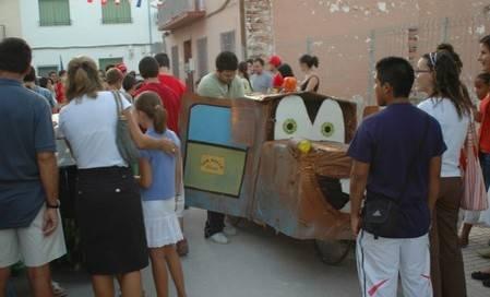 autos locos - La IV Carrera de Autos Locos para el Viernes 31 de Agosto