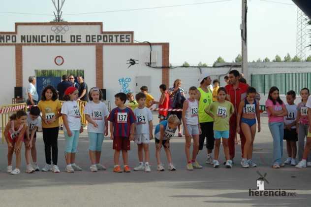 "XXXI carrera popular de herencia ciudad real 2007 foto 10 632x420 - Gran participación en la XXXI Carrera Popular ""Villa de Herencia"""