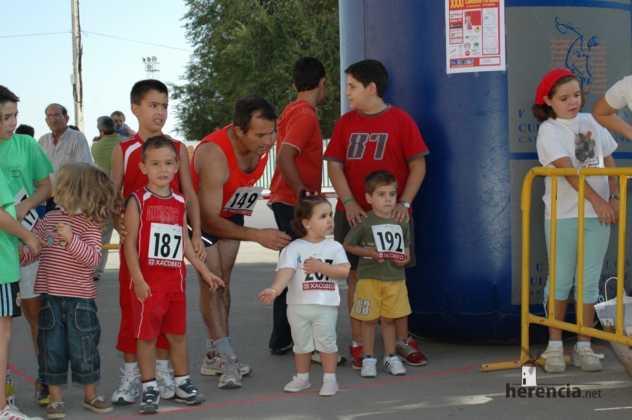 "XXXI carrera popular de herencia ciudad real 2007 foto 104 632x420 - Gran participación en la XXXI Carrera Popular ""Villa de Herencia"""