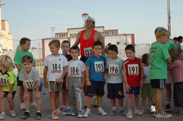 "XXXI carrera popular de herencia ciudad real 2007 foto 105 632x420 - Gran participación en la XXXI Carrera Popular ""Villa de Herencia"""