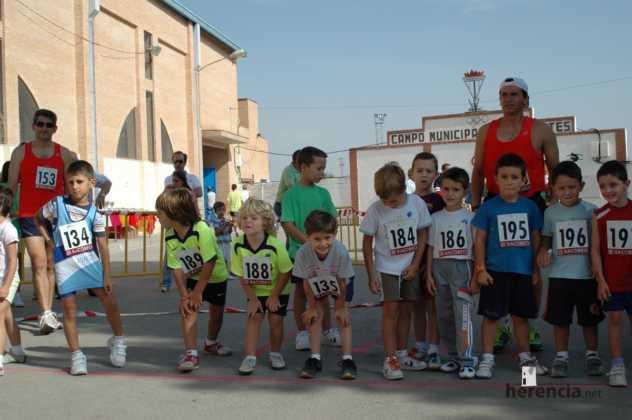 "XXXI carrera popular de herencia ciudad real 2007 foto 106 632x420 - Gran participación en la XXXI Carrera Popular ""Villa de Herencia"""
