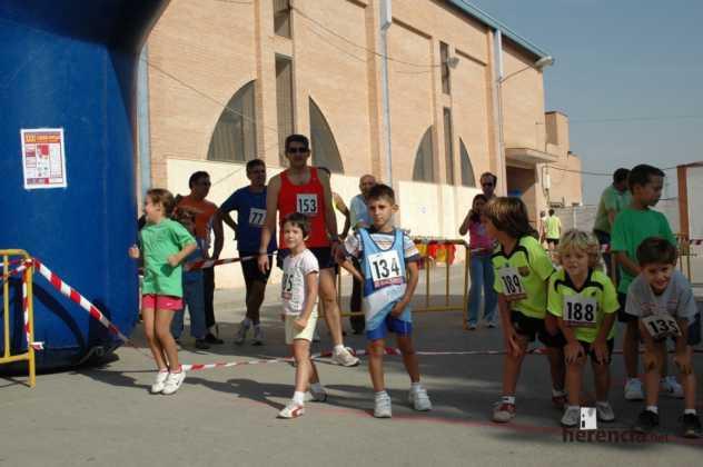 "XXXI carrera popular de herencia ciudad real 2007 foto 107 632x420 - Gran participación en la XXXI Carrera Popular ""Villa de Herencia"""