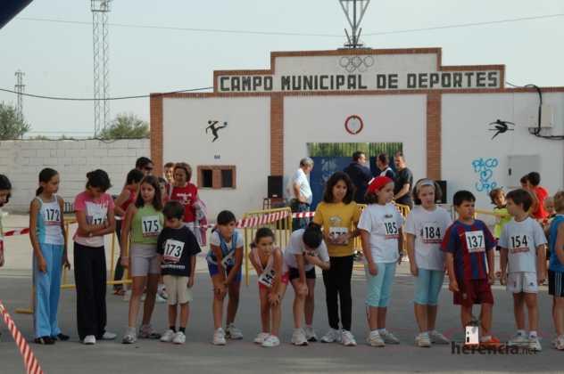 "XXXI carrera popular de herencia ciudad real 2007 foto 11 632x420 - Gran participación en la XXXI Carrera Popular ""Villa de Herencia"""