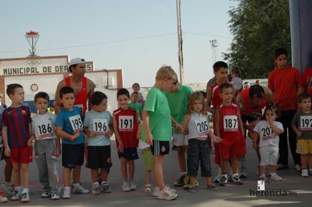 "XXXI carrera popular de herencia ciudad real 2007 foto 111 632x420 - Gran participación en la XXXI Carrera Popular ""Villa de Herencia"""