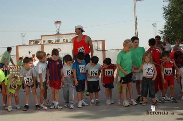 "XXXI carrera popular de herencia ciudad real 2007 foto 113 632x420 - Gran participación en la XXXI Carrera Popular ""Villa de Herencia"""