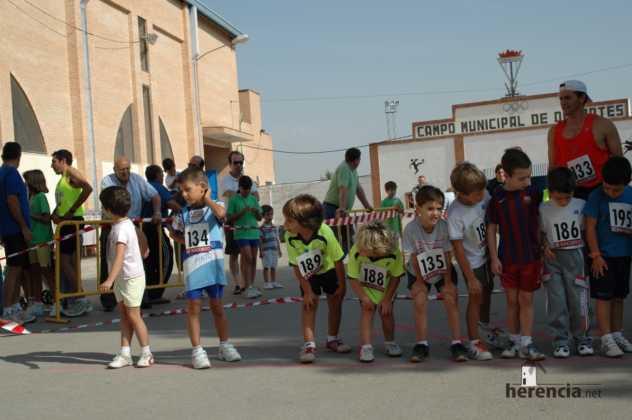 "XXXI carrera popular de herencia ciudad real 2007 foto 114 632x420 - Gran participación en la XXXI Carrera Popular ""Villa de Herencia"""