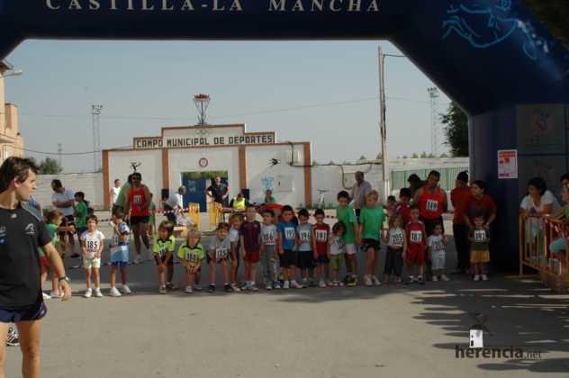 """Gran participación en la XXXI Carrera Popular """"Villa de Herencia"""" 280"""