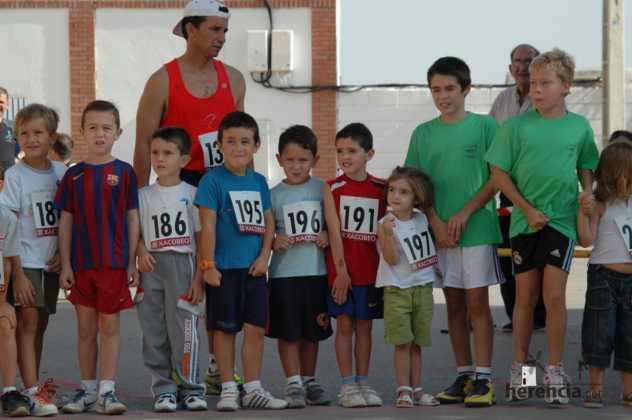 "XXXI carrera popular de herencia ciudad real 2007 foto 116 632x420 - Gran participación en la XXXI Carrera Popular ""Villa de Herencia"""