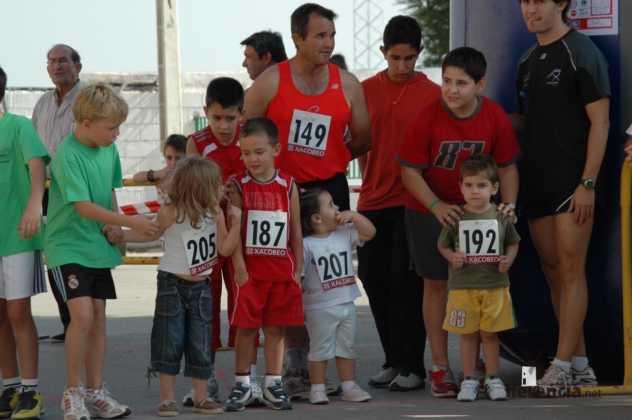 "XXXI carrera popular de herencia ciudad real 2007 foto 117 632x420 - Gran participación en la XXXI Carrera Popular ""Villa de Herencia"""