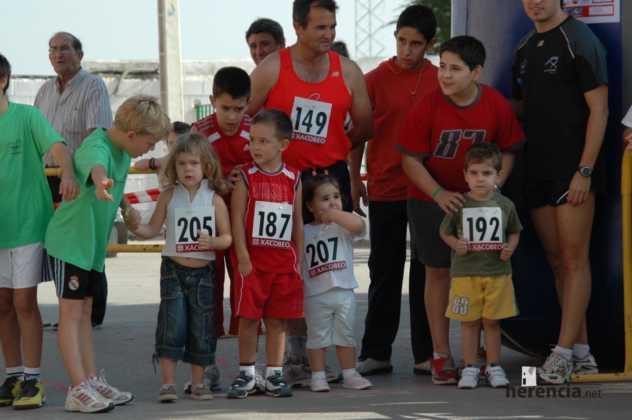 "XXXI carrera popular de herencia ciudad real 2007 foto 118 632x420 - Gran participación en la XXXI Carrera Popular ""Villa de Herencia"""