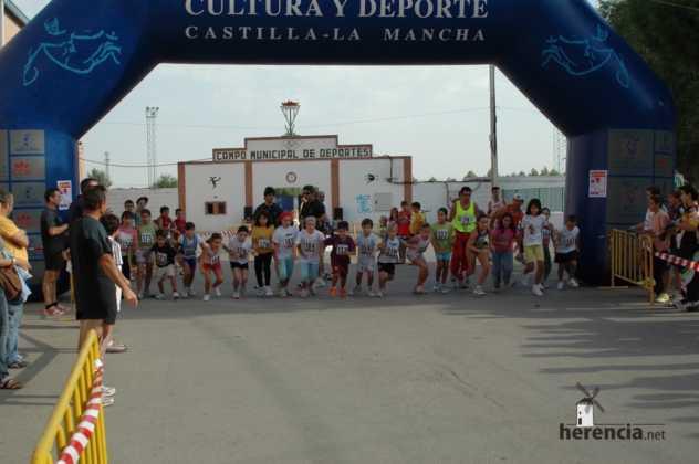 "XXXI carrera popular de herencia ciudad real 2007 foto 12 632x420 - Gran participación en la XXXI Carrera Popular ""Villa de Herencia"""