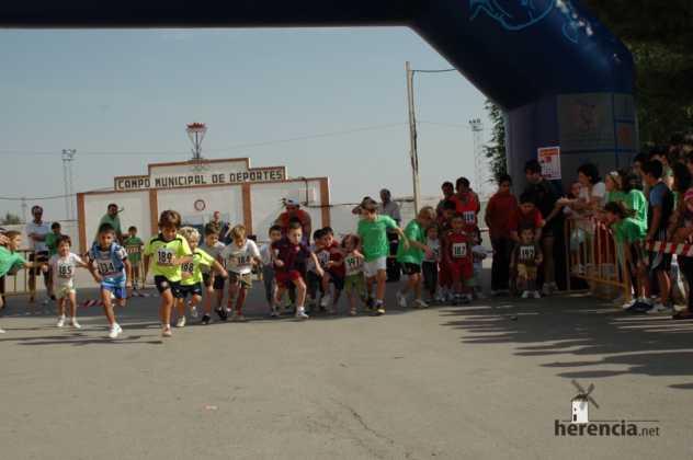 """Gran participación en la XXXI Carrera Popular """"Villa de Herencia"""" 275"""