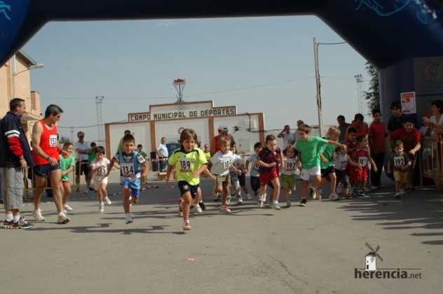 "XXXI carrera popular de herencia ciudad real 2007 foto 121 632x420 - Gran participación en la XXXI Carrera Popular ""Villa de Herencia"""