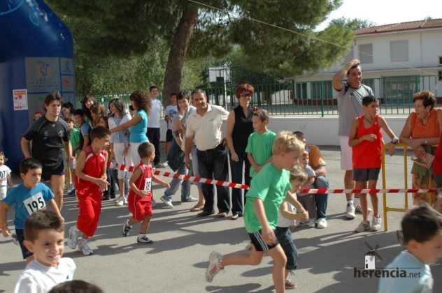 "XXXI carrera popular de herencia ciudad real 2007 foto 125 632x420 - Gran participación en la XXXI Carrera Popular ""Villa de Herencia"""