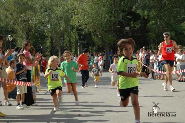 "XXXI carrera popular de herencia ciudad real 2007 foto 131 632x420 - Gran participación en la XXXI Carrera Popular ""Villa de Herencia"""