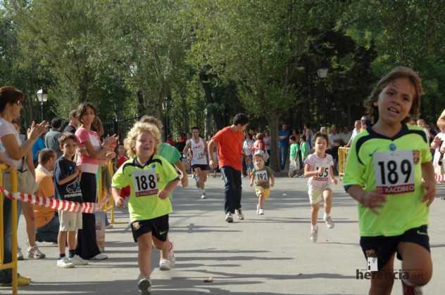 "XXXI carrera popular de herencia ciudad real 2007 foto 132 632x420 - Gran participación en la XXXI Carrera Popular ""Villa de Herencia"""