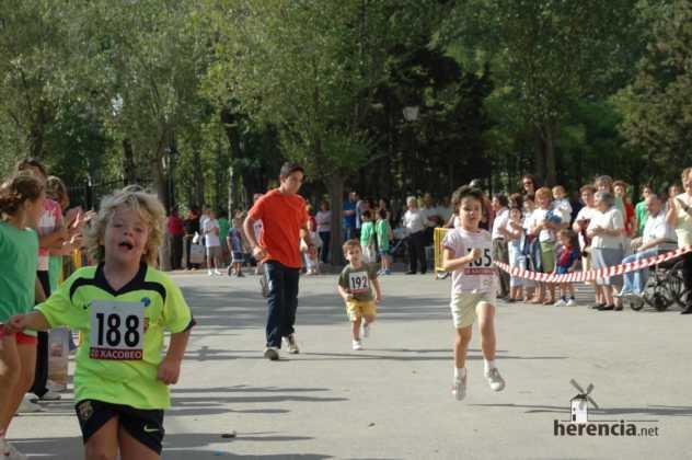 "XXXI carrera popular de herencia ciudad real 2007 foto 133 632x420 - Gran participación en la XXXI Carrera Popular ""Villa de Herencia"""