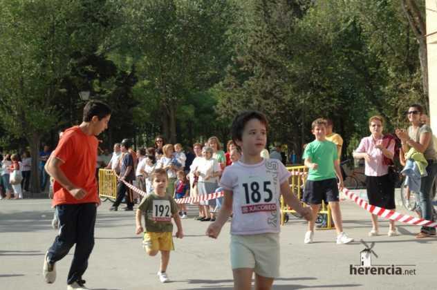 "XXXI carrera popular de herencia ciudad real 2007 foto 135 632x420 - Gran participación en la XXXI Carrera Popular ""Villa de Herencia"""