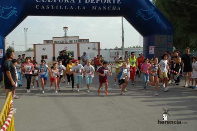 "XXXI carrera popular de herencia ciudad real 2007 foto 14 632x420 - Gran participación en la XXXI Carrera Popular ""Villa de Herencia"""