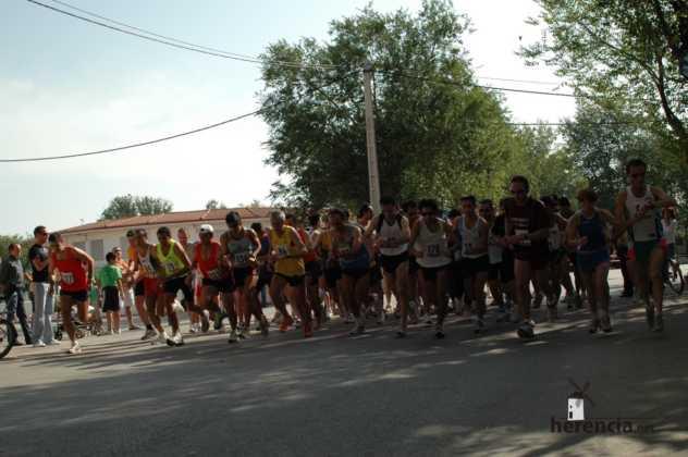 """Gran participación en la XXXI Carrera Popular """"Villa de Herencia"""" 240"""
