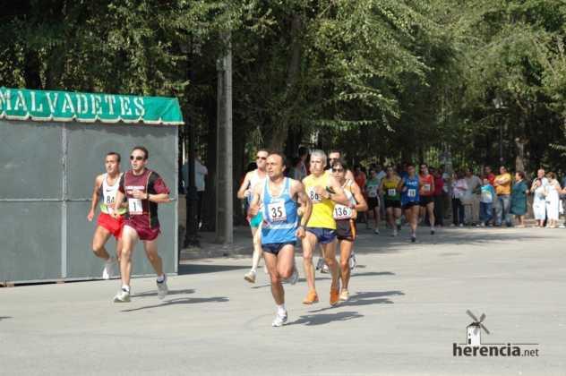 "XXXI carrera popular de herencia ciudad real 2007 foto 163 632x420 - Gran participación en la XXXI Carrera Popular ""Villa de Herencia"""