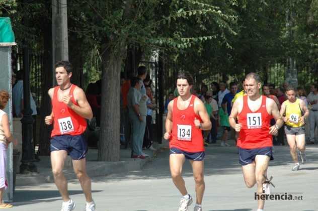 """Gran participación en la XXXI Carrera Popular """"Villa de Herencia"""" 221"""