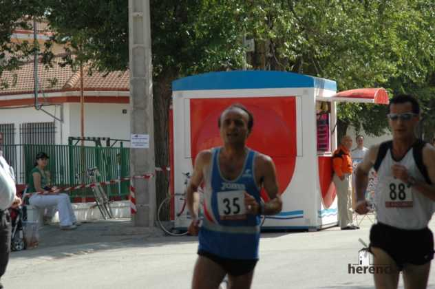 """Gran participación en la XXXI Carrera Popular """"Villa de Herencia"""" 206"""