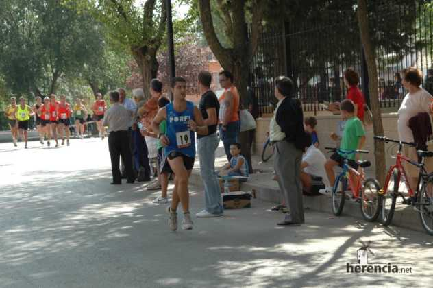 "XXXI carrera popular de herencia ciudad real 2007 foto 197 632x420 - Gran participación en la XXXI Carrera Popular ""Villa de Herencia"""