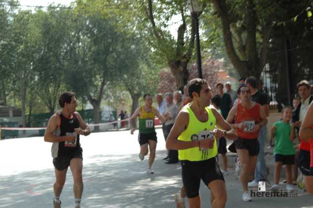 "XXXI carrera popular de herencia ciudad real 2007 foto 202 632x420 - Gran participación en la XXXI Carrera Popular ""Villa de Herencia"""