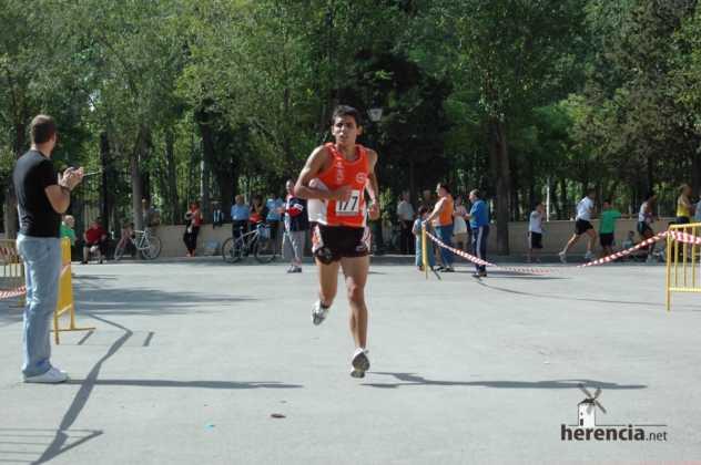 "XXXI carrera popular de herencia ciudad real 2007 foto 243 632x420 - Gran participación en la XXXI Carrera Popular ""Villa de Herencia"""