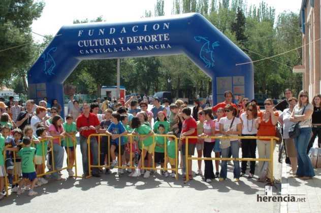 "XXXI carrera popular de herencia ciudad real 2007 foto 319 632x420 - Gran participación en la XXXI Carrera Popular ""Villa de Herencia"""